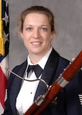 "Most people, when they hear the word ""yoga"" do not think of the United States Air Force, working musicians, office space or any combination of the three. But for Concert Band bassoonist Technical Sergeant Sandy Sisk, combining all of these things has become a part of her daily life."