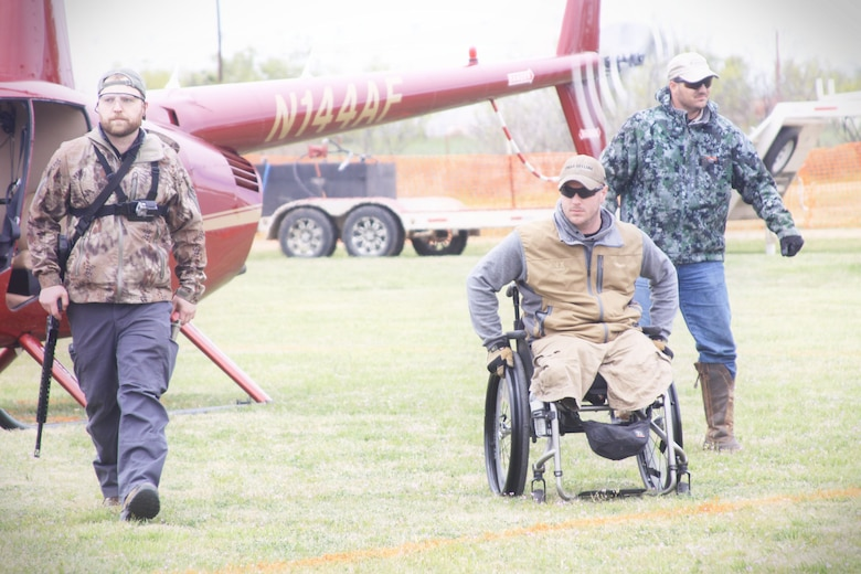 3rd Annual Helicopter Veterans Hog Hunt