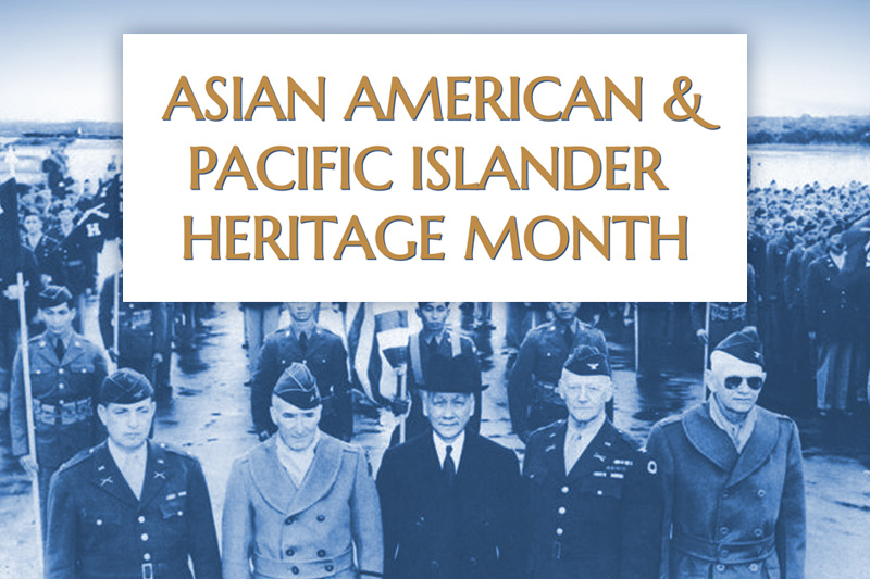 Asian American & Pacific Islander Heritage Month 2016