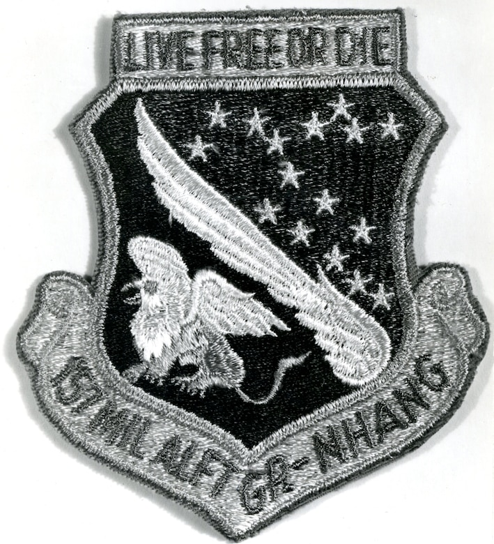 157th Military Airlift Group emblem