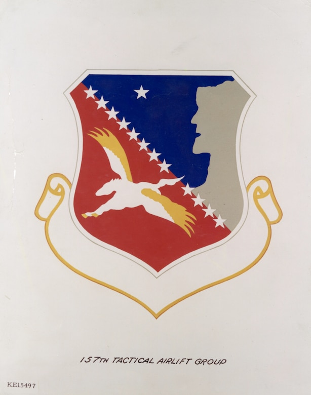 157th Tactical Airlift Group emblem