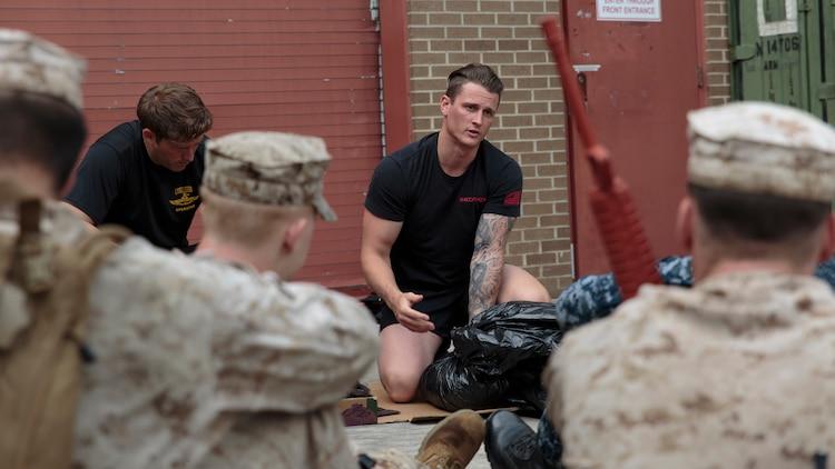 MARFORRES sailors participate in FMF reconnaissance corpsman ...