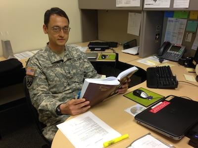 Col. Albert Veldhuyzen, the Staff Judge Advocate, Army Reserve Medical Command enforces the zero tolerance policy and pursues perpetrators to the full extent of the law. Veldhuyzen, a resident of Fredericksburg, Virginia, stated that sexual assault and harassment prosecution is his first priority and this means many years in jail for sex offenders. The Army Reserve Medical Command's strategic approach to sexual assault is prevention-focused with an untiring and firm commitment to victim care and perpetrator prosecution.