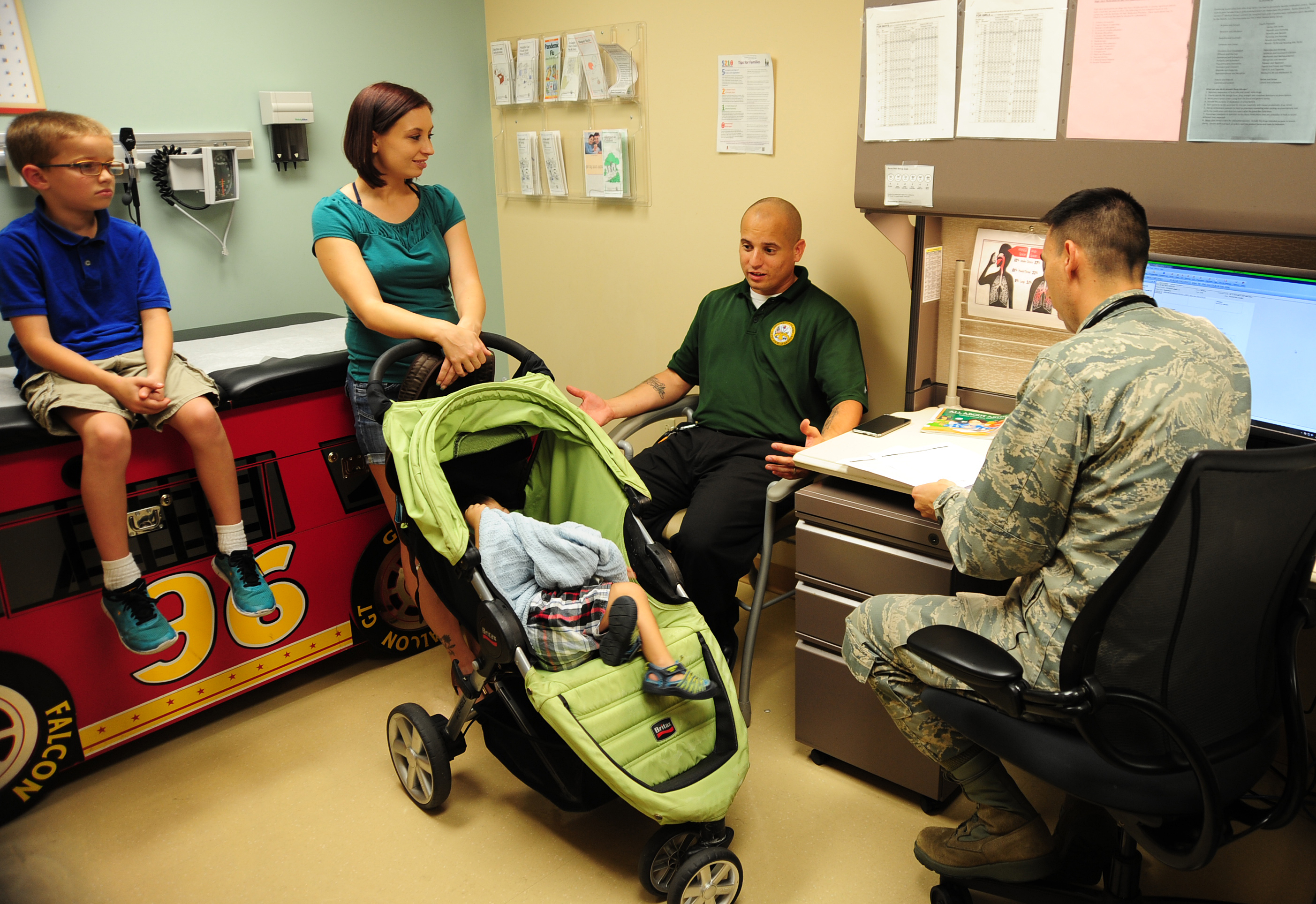 Military Medical Discharge Pay Chart: Military Children7s Health Month: Taking care of our youngest ,Chart