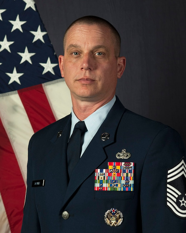 CMSgt Thomas Daniels (U.S. Air Force photo)