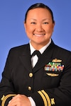 Navy Lt. Tu Luong, safety and health manager at Defense Logistics Agency Distribution San Joaquin, Calif., has been awarded the Distribution Company Grade Officer of the Quarter for second quarter, fiscal year 2016.