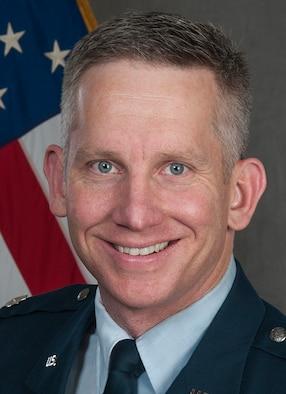 Lt. Col. Michael Kirkpatrick, 71st Flying Training Wing Inspector General