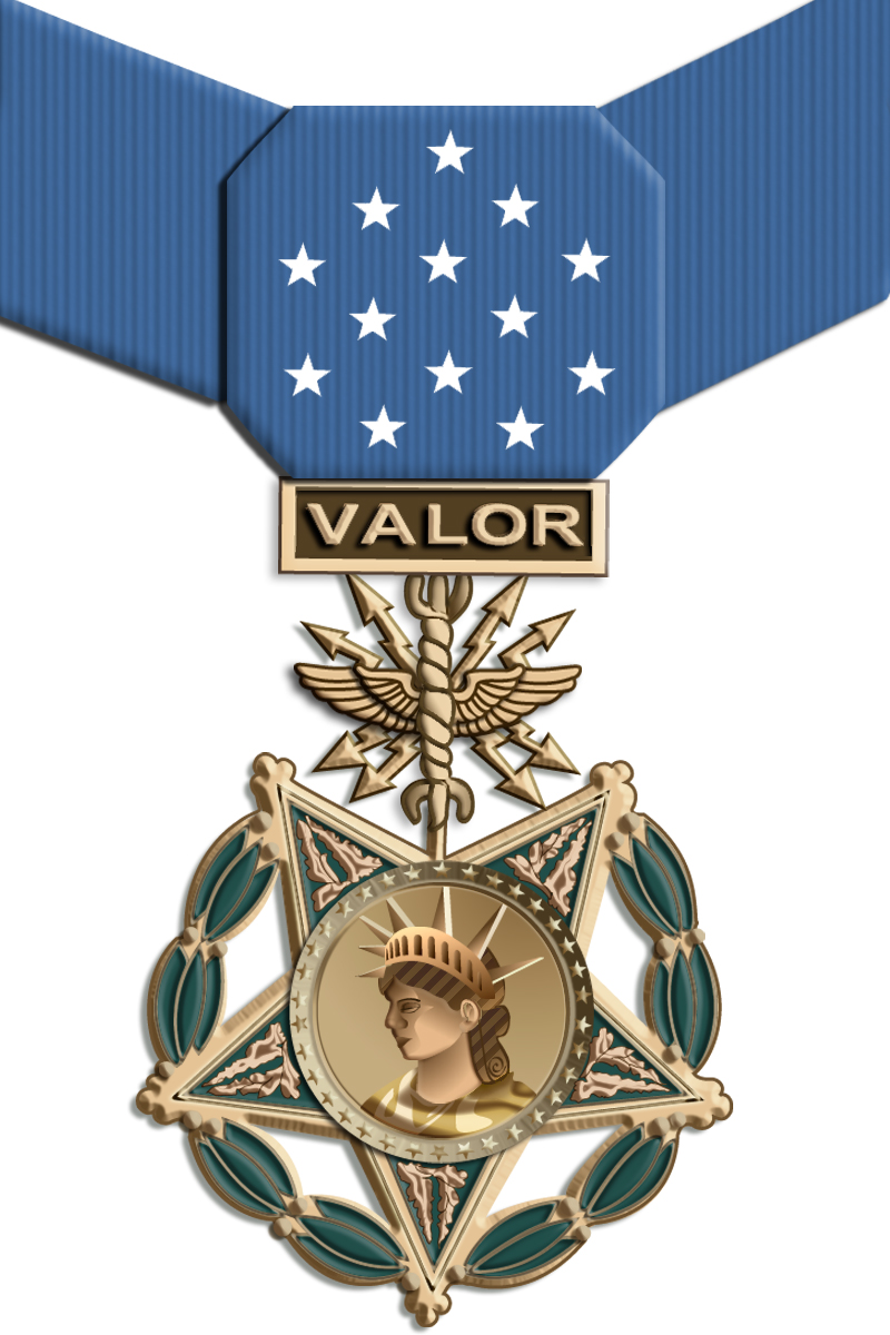 Medals for Valor and Meritorious Service > Air Force