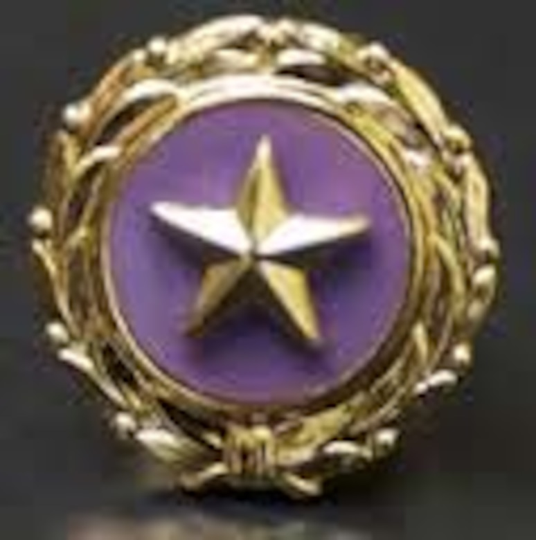 The Gold Star Lapel Pin