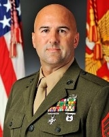 Sergeant Major Jeffrey S. Roosa