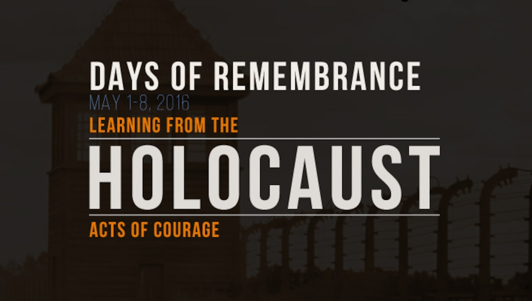 Learning from the Holocaust