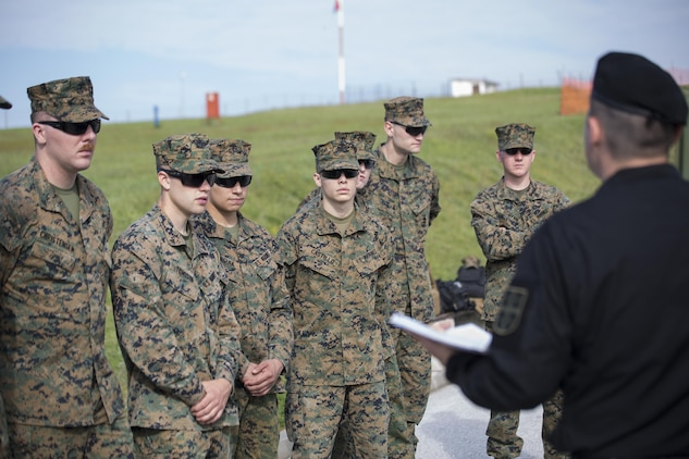 Platinum Wolf 2016 Kicks Off > Marine Corps Forces ...