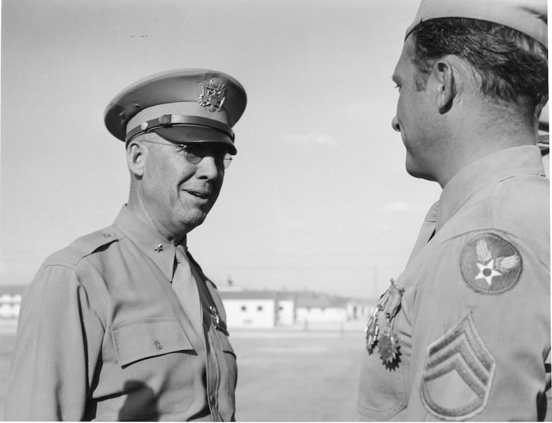 Brig. Gen. Martinus Stenseth