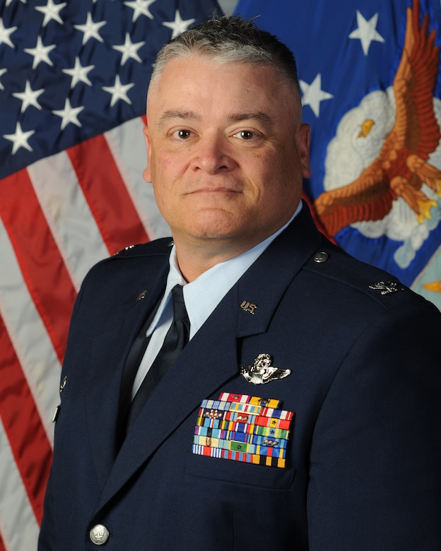 "Colonel Ken ""Willie B"" Eaves has been named commander of the Missouri National Guard's 131st Bomb Wing at Whiteman Air Force Base, April 22, 2016. (Courtesy photo)"