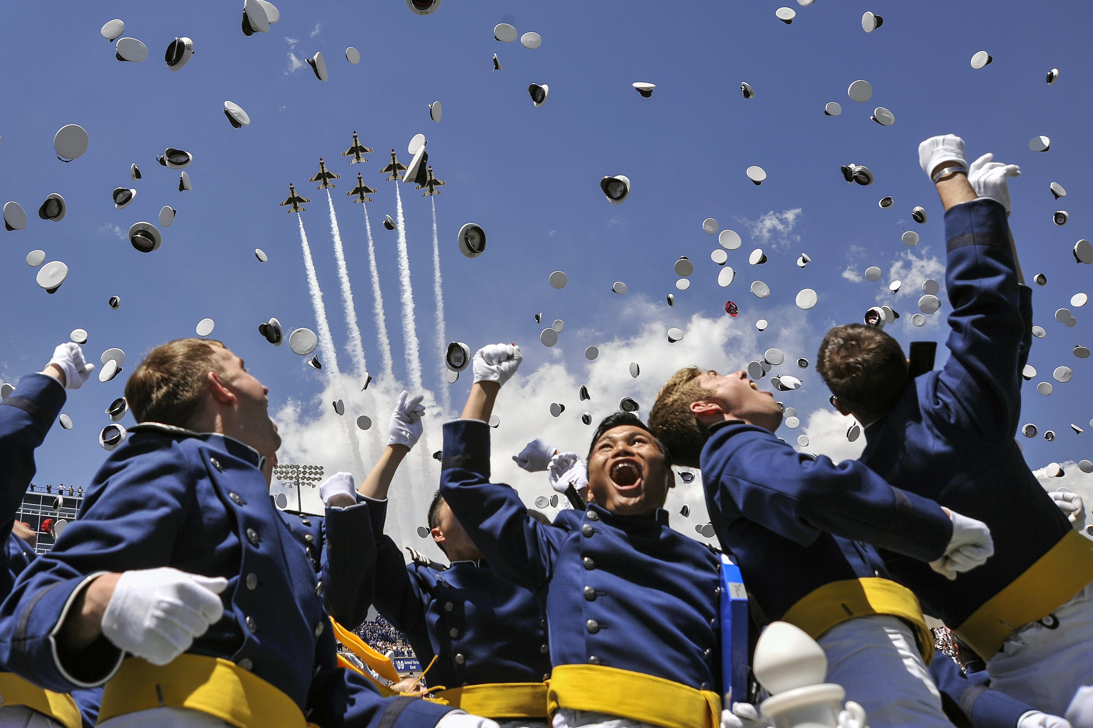 Usafa Graduation 2020.Academy Releases Class Of 16 Stats United States Air