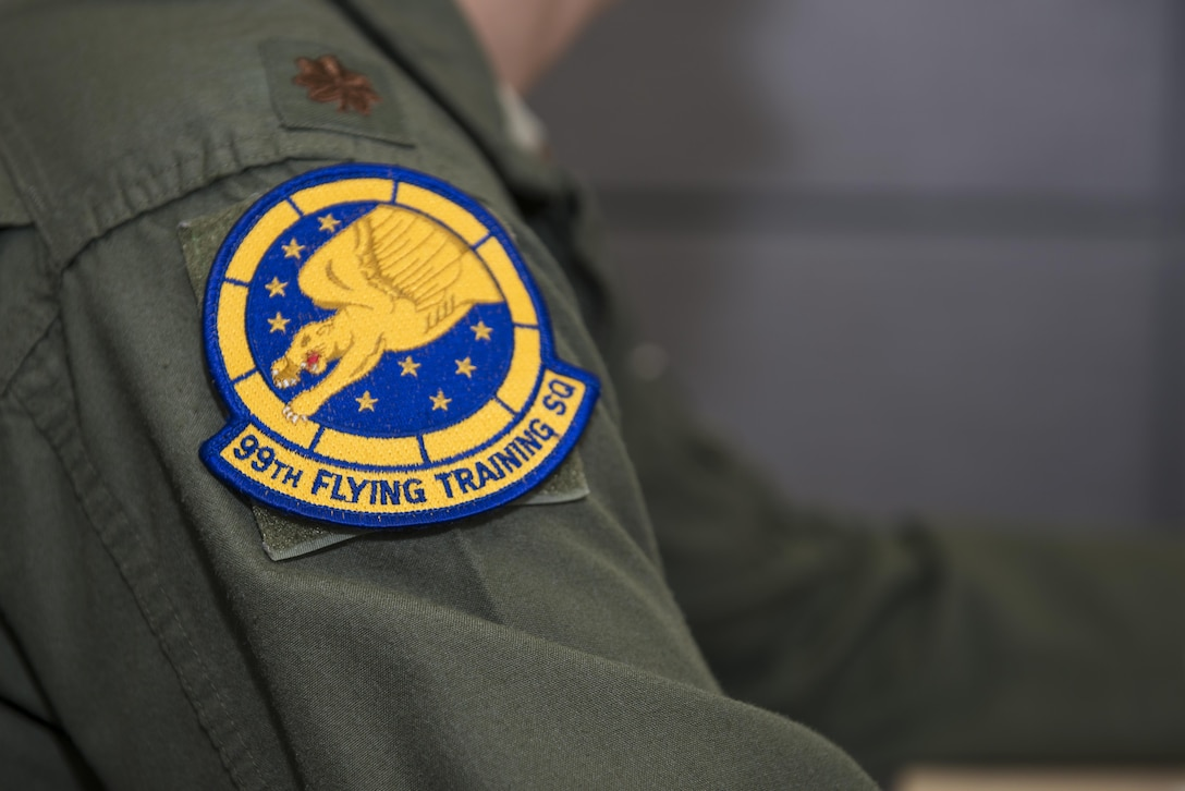The 99th Flying Training Squadron is the Department of Defense's sole provider for T-1A Jayhawk pilot instructor training. The squadron was formed during World War II as the first flying unit for African Americans known as the Tuskegee Airmen, and it was awarded the Presidential Unit Citation, originally called the Distinguished Unit Citation, for extraordinary heroism in action against an armed enemy.