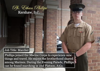 Pfc. Ethan Phillips