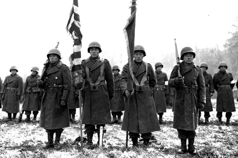 2 American Asian War World - Asian - Photo Xxx-8932