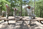 South Carolina Soldiers trying out a new Lifestyle Enhancement Achievement Program (LEAP)