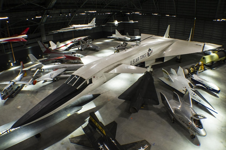 north american xb 70 valkyrie national museum of the us air force display. Black Bedroom Furniture Sets. Home Design Ideas