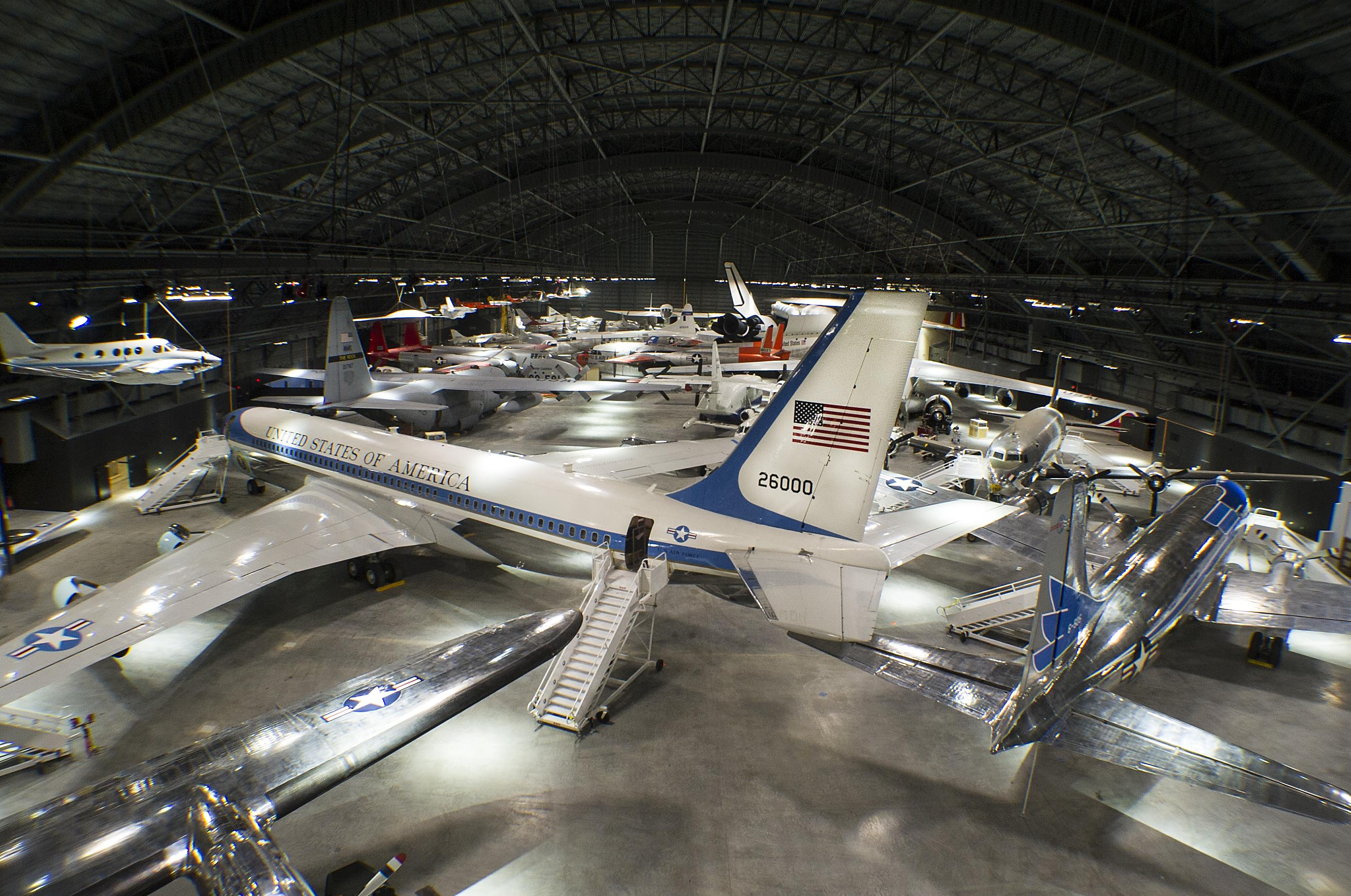 National Air Force Museum >> Museum S Fourth Building Selected For Air Force Heritage Award