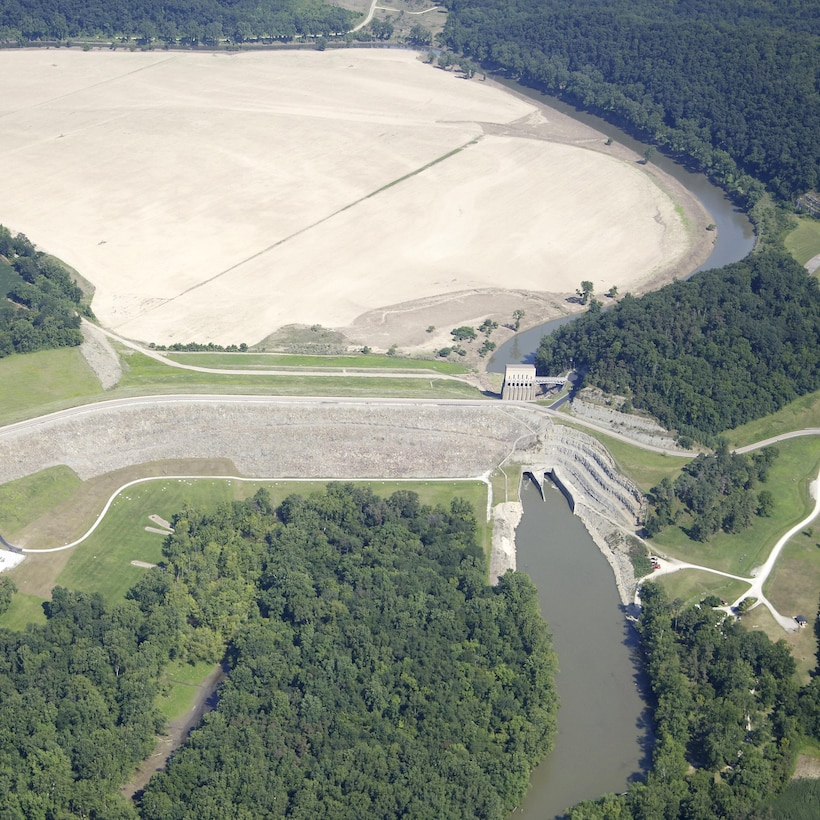 Mohawk Dam