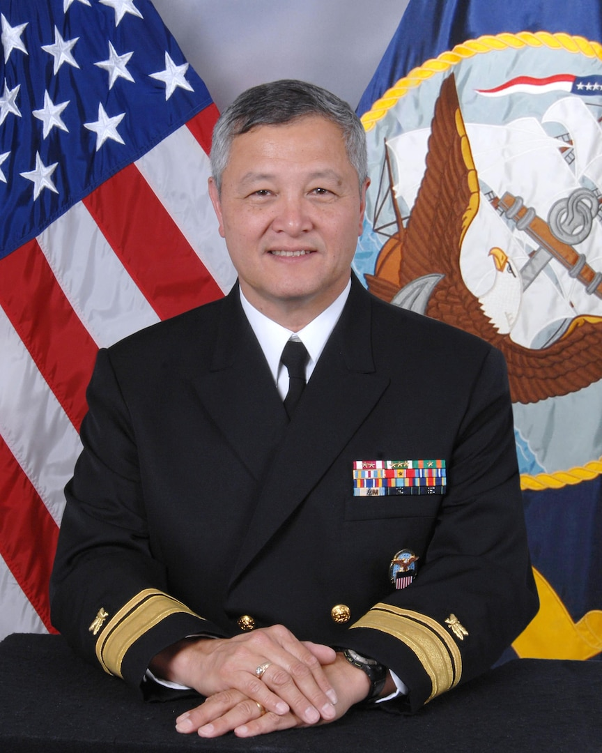 Navy Rear Adm. Ron MacLaren is director of DLA's Joint Reserve Force.