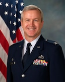 Colonel Larry H. Lang is commander and conductor of The United States Air Force Band. (Air Force Photo)