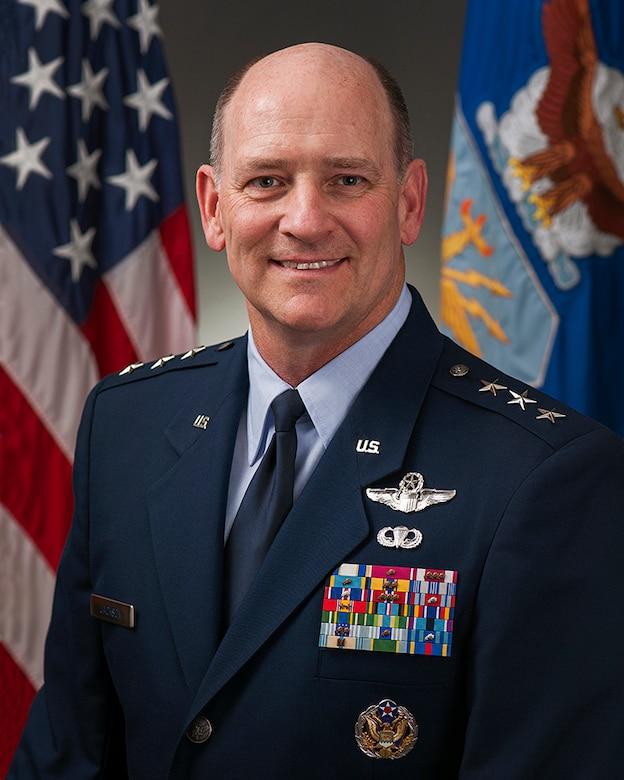 Lt. Gen. James Jackson, Air Force Reserve Command commander