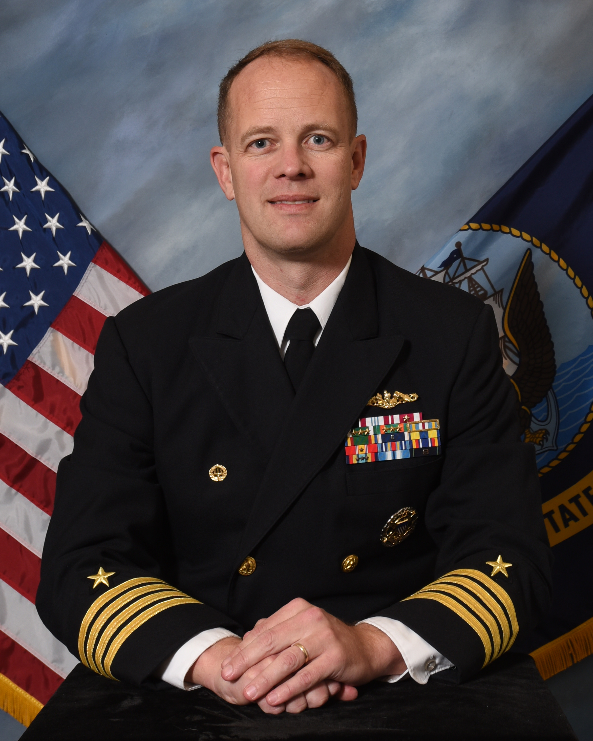 Captain Eugene Doug Lacoste Usn Gt Naval Sea Systems