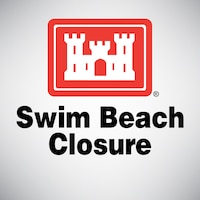 Swim Beach Closure