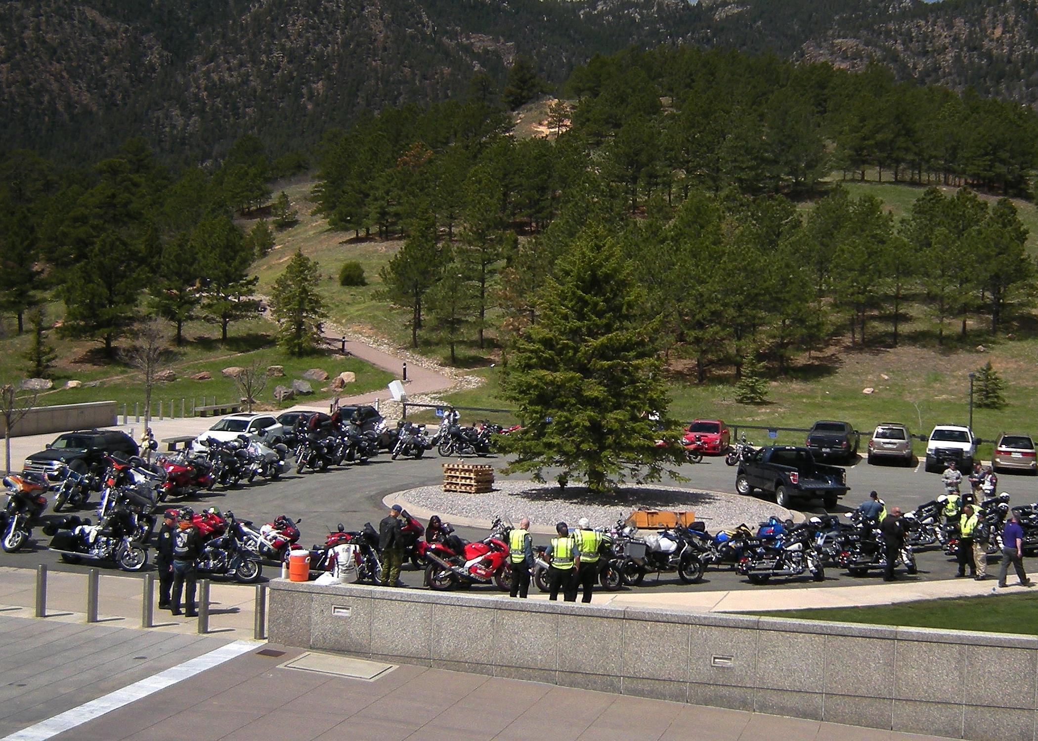 Colorado Springs Escorts >> Pikes Peak Fallen Officers Ride