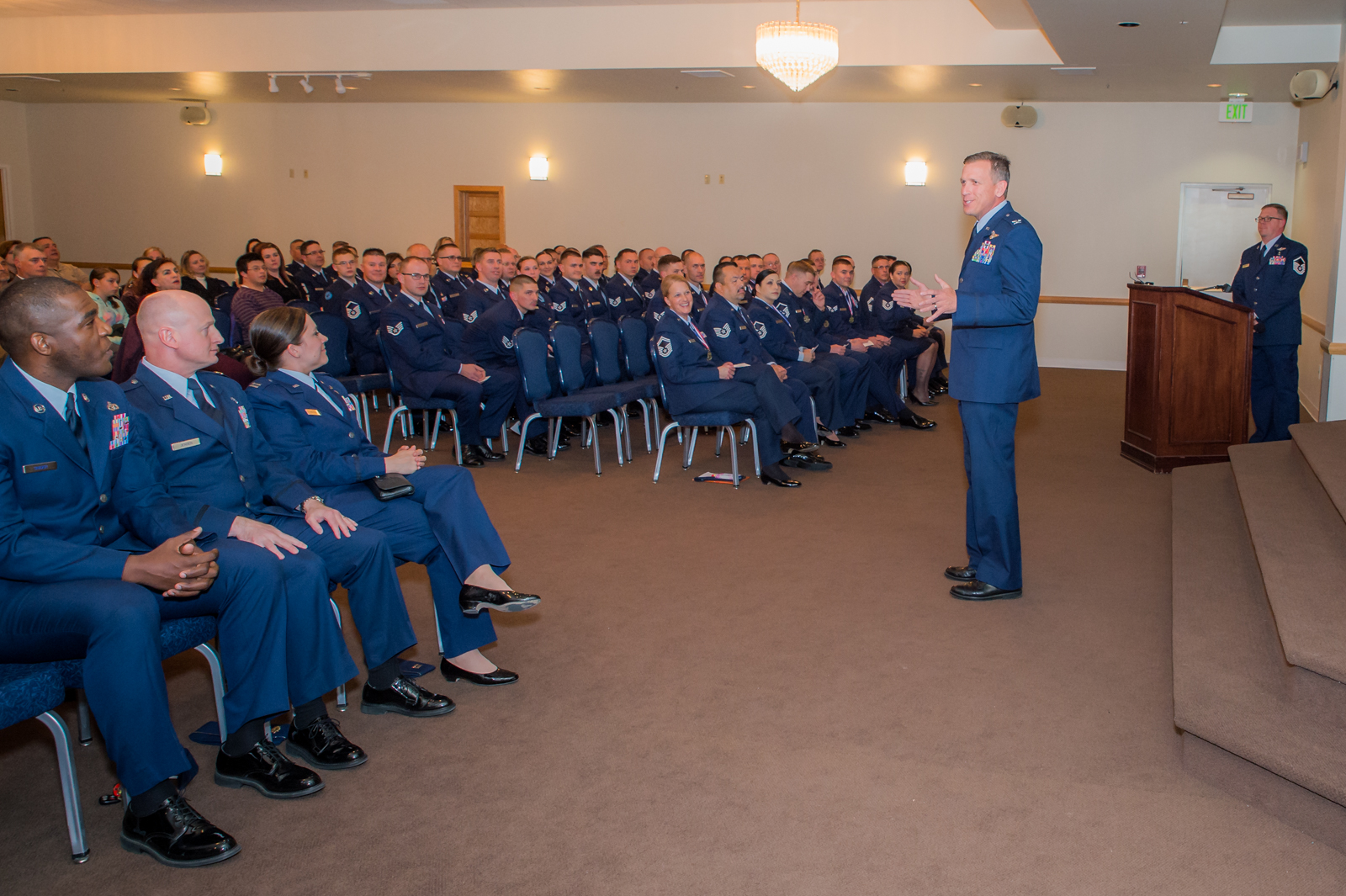 wyoming air national guard airmen recognized for educational and hi res photo details