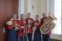 Brass Quintet to Perform at the Rutherford B. Hayes Presidential Library and Museum in Fremont, Ohio. At 3 p.m., Saturday, May 28, the brass quintet will perform a concert on the veranda of the Hayes estate and will also provide music for the Centennial Celebration at 1 p.m., Sunday, May 29.