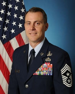 Chief Master Sgt. Brion P. Blais currently serves as the Command Chief Master Sergeant for the 502d Air Base Wing, as well as the Command Chief Master Sergeant for Joint Base San Antonio, Texas, which spans over 64 miles and is comprised of 266 mission partners with over 80,000 full-time employees.