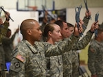 First female NCO graduate of U.S. Army infantry qualifying course joins 34 others in Wyoming