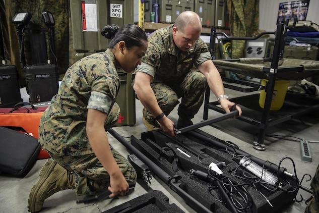 Sailors use speed mobility to save life 2nd marine for Johnson marine italia