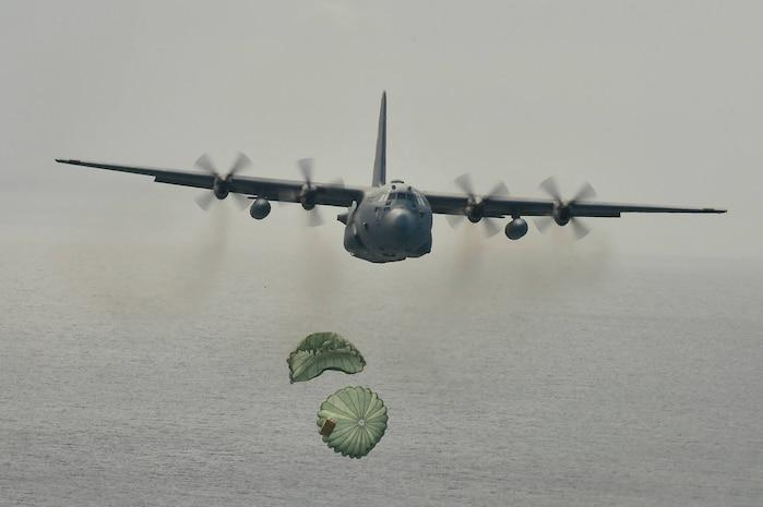 Delaware C-130H Aircraft