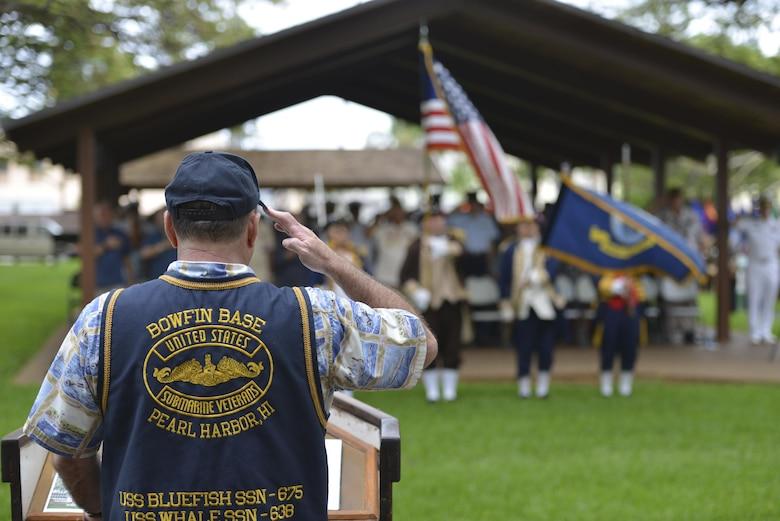 Pearl Harbor Honors Fallen Service Members > Commander