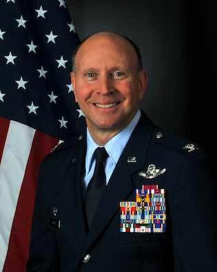 Commander of the 121st Air Refueling Wing
