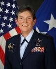 Official photo of Air Force Materiel Command Commander Gen. Ellen M. Pawlikowski