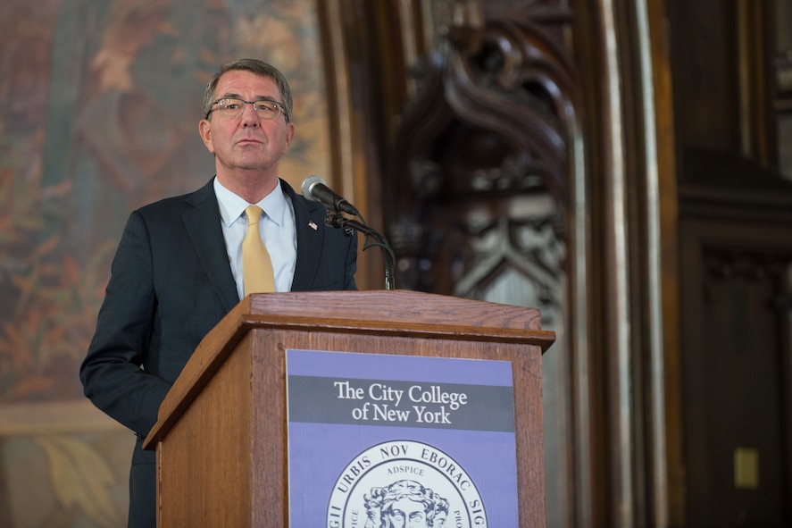 Defense Secretary Ash Carter announced the latest steps in his Force of the Future initiative.