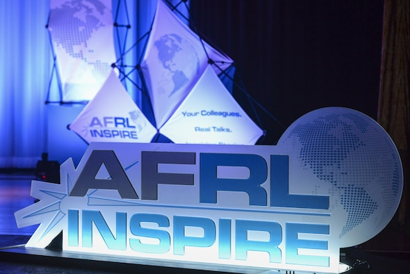 The second annual AFRL Inspire event was held Oct. 26, 2016 at the Dayton Art Institute and was attended by nearly 500 research scientists and engineers. (U.S. Air Force photo/Wesley Farnsworth)