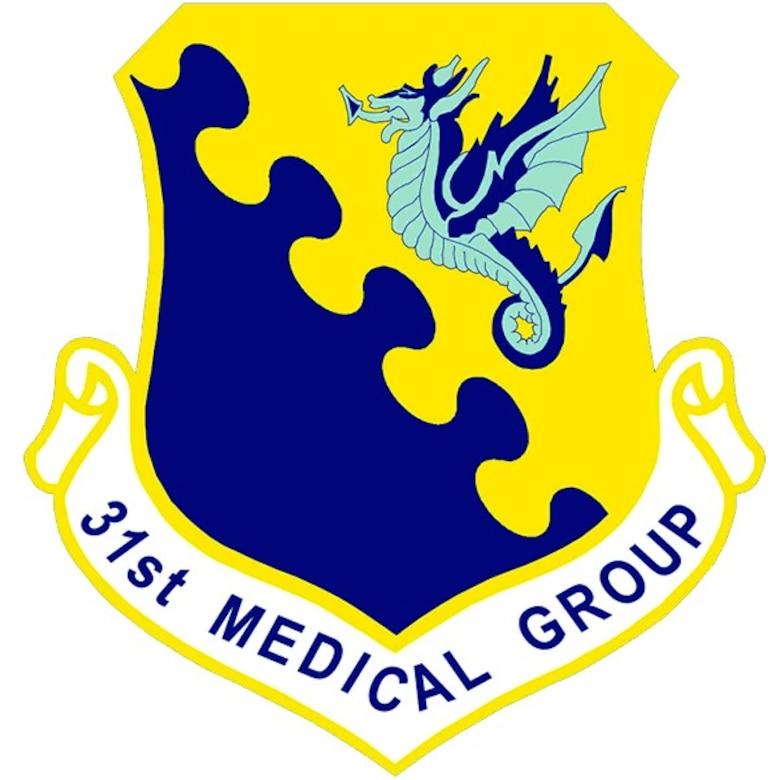 31st MDG logo