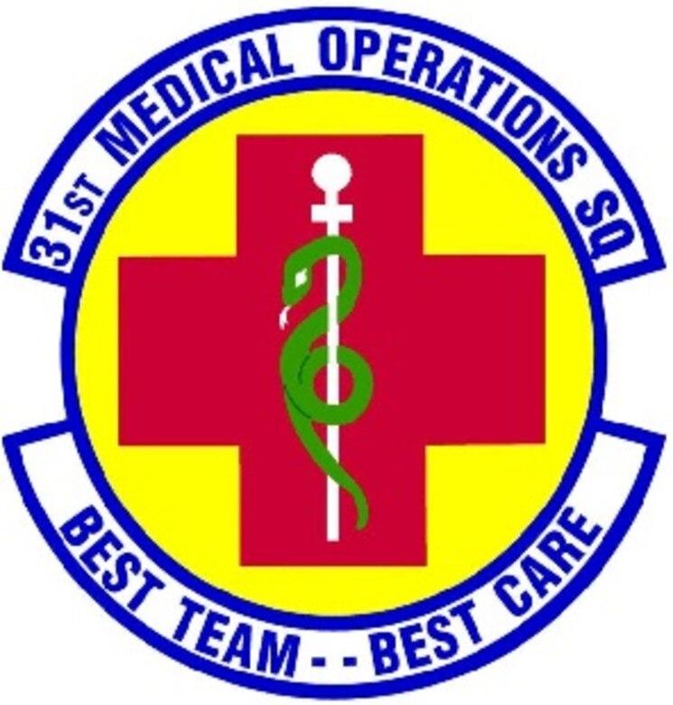 31st MDOS Logo