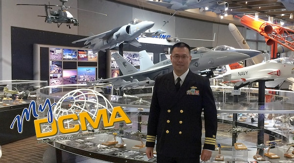 I am Cmdr. James Wong, and this is My DCMA.