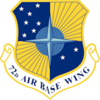 72d Air Base Wing Logo