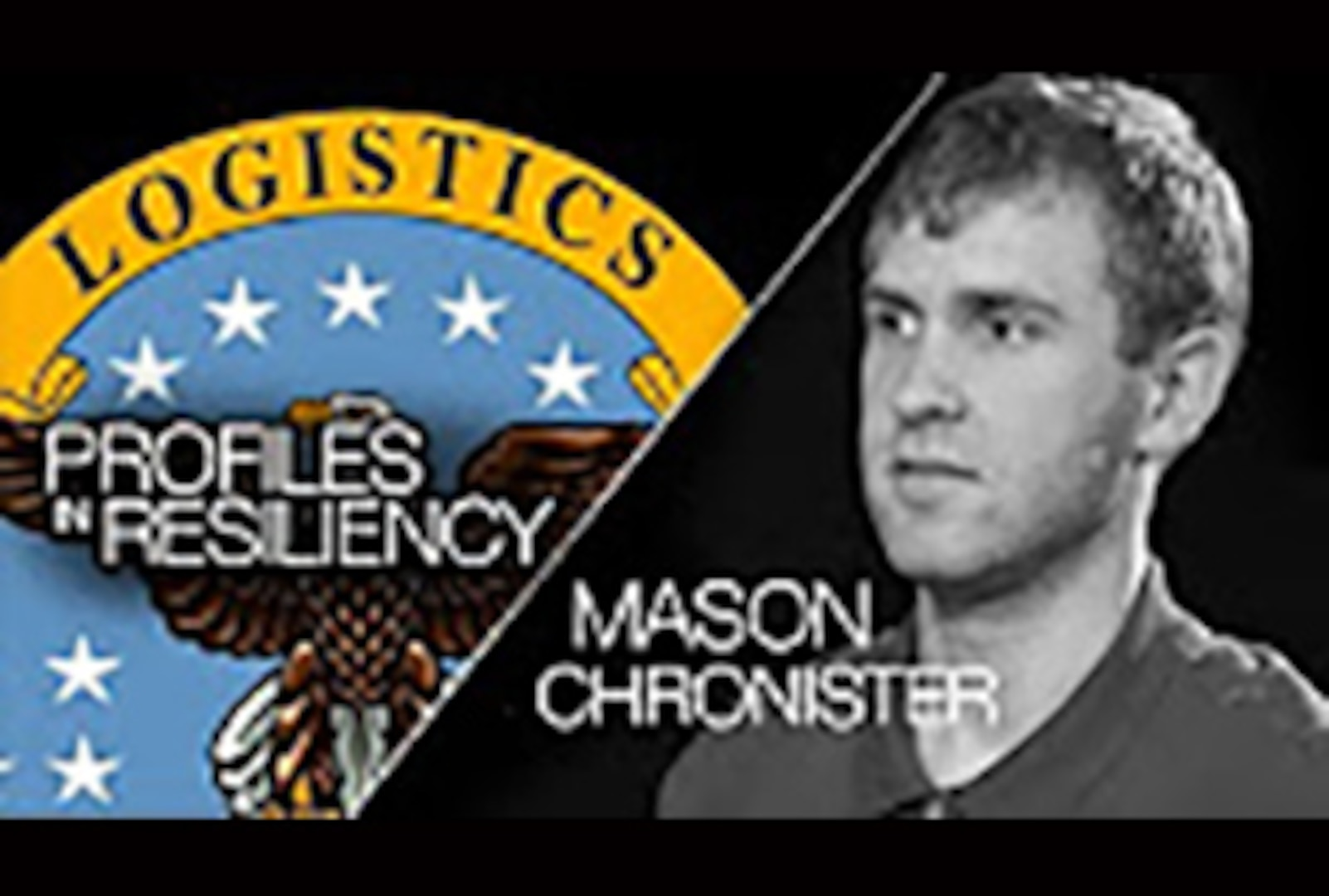 Chronister's resiliency story is featured in a brief video.