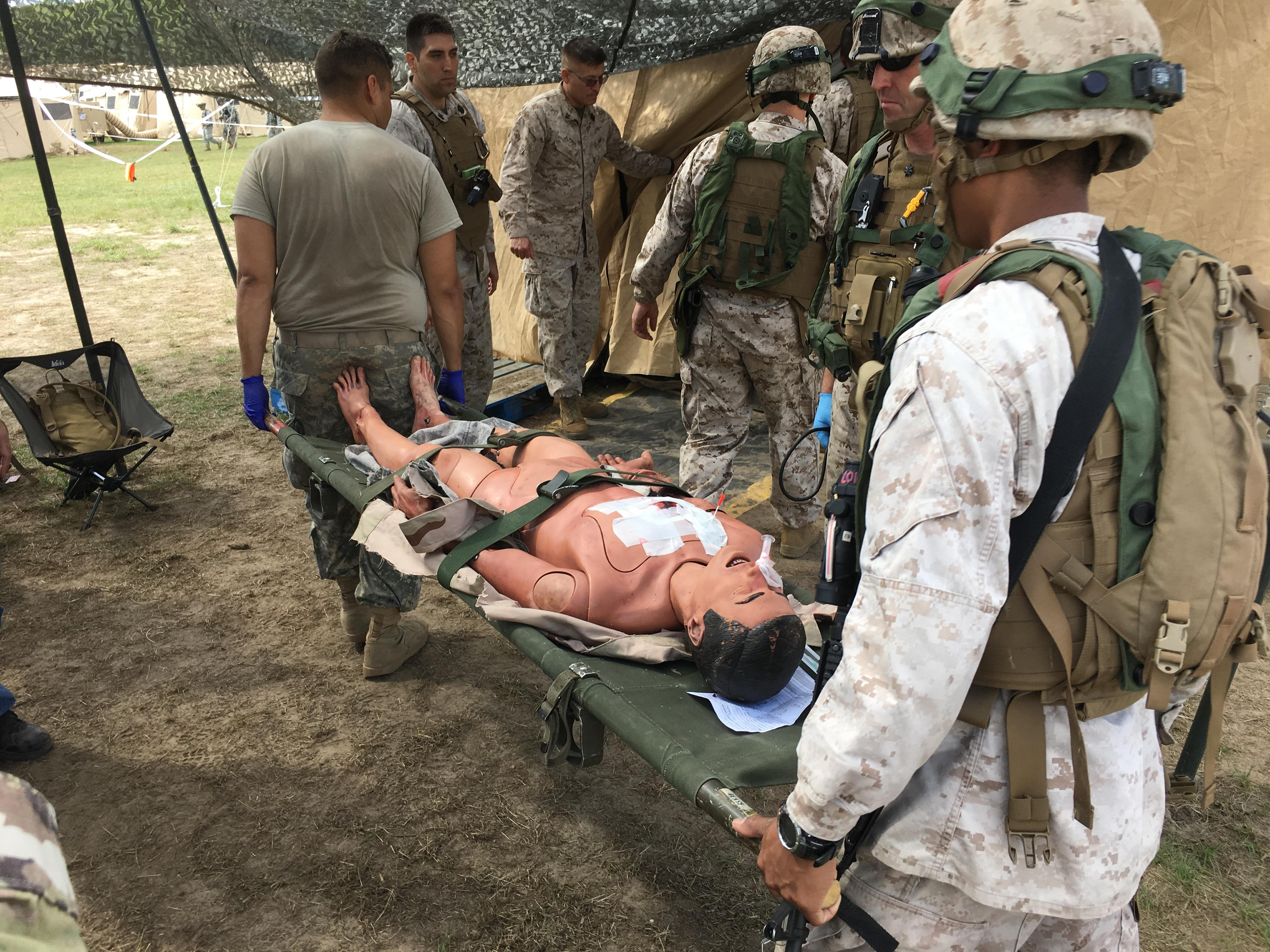 corps u2019 tactical medical software ensures continuity of