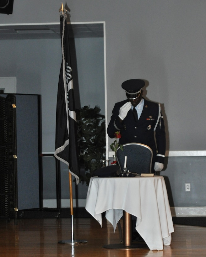 Airman 1st Class Bernard Davis, 14th Security Forces Squadron and Columbus Air Force Base Honor